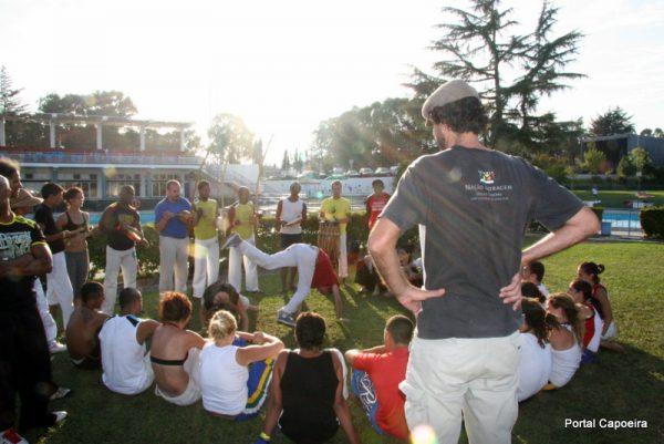 Évora, um novo capítulo na Capoeira. O verdadeiro encontro de Bambas! Capoeira Publicações e Artigos Portal Capoeira