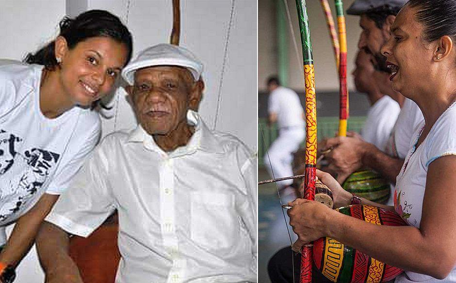 Centenário: Neta relembra histórias de João Pequeno Capoeira Portal Capoeira