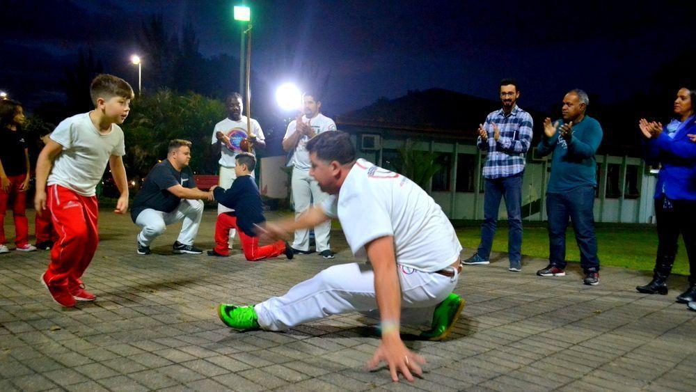 Unesc oferece aulas gratuitas de capoeira para a comunidade Capoeira Portal Capoeira