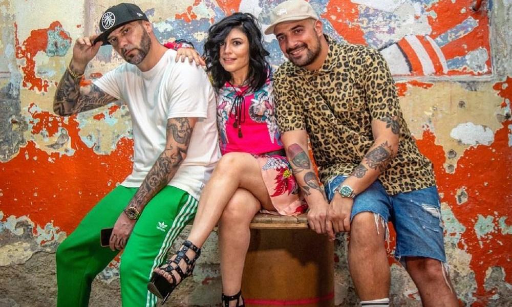 Amore e Capoeira é o single de Takagi e Ketra com Giusy Ferreri e Sean Kingston Notícias - Atualidades Portal Capoeira